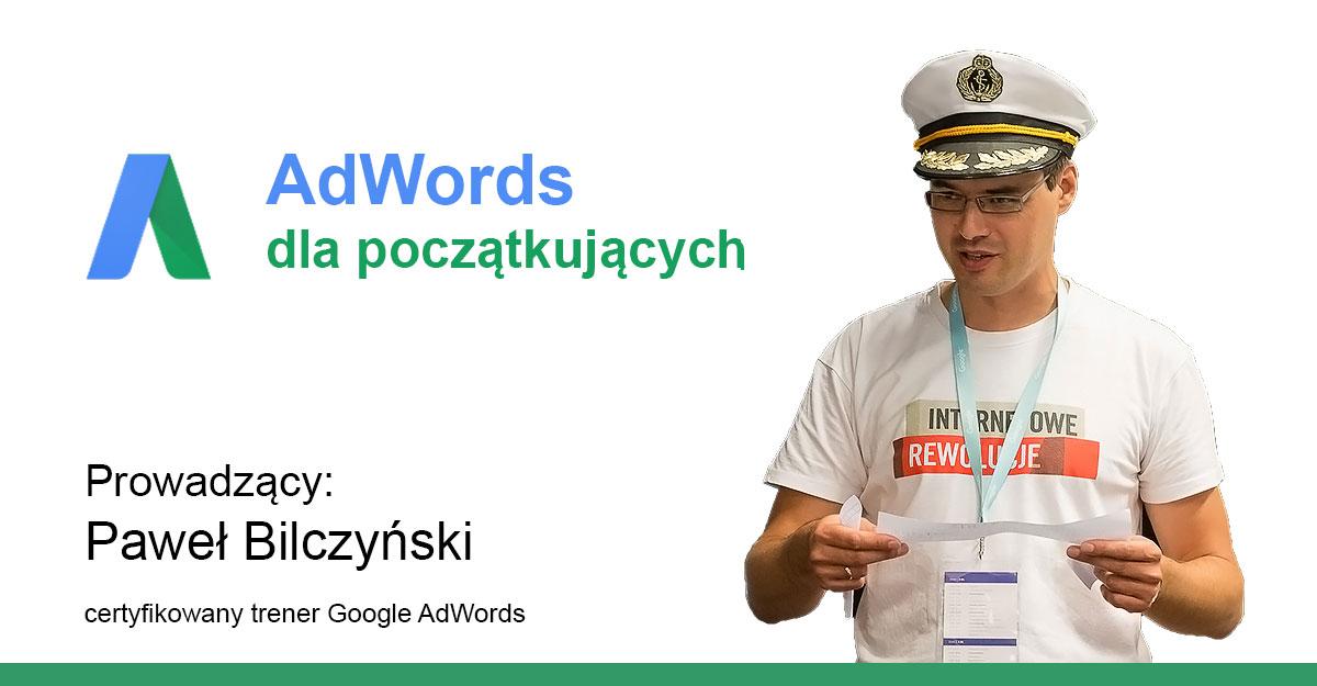 Kurs Google AdWords