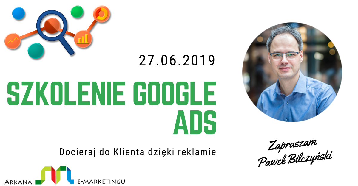 szkolenie Google Ads
