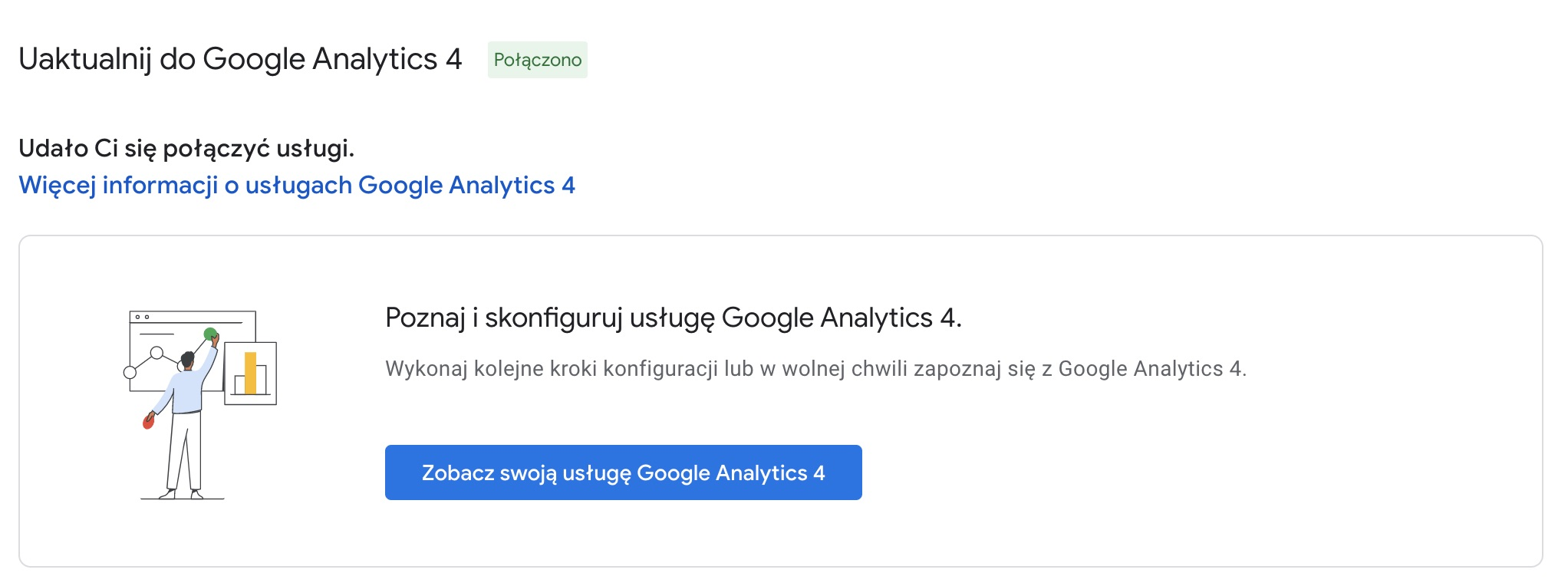 Nowy Google Analytics 4